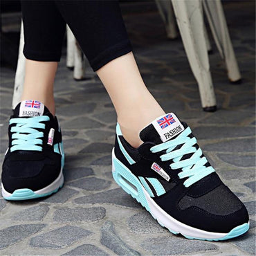 Hot Sale Sport shoes woman Air cushion Running shoes for women.