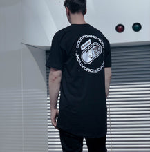 CYBR x AOKU C03 MEDICATION ELONGATED T-SHIRT