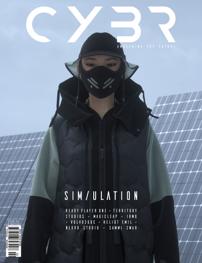 CYBR MAGAZINE Issue 02 PRINT