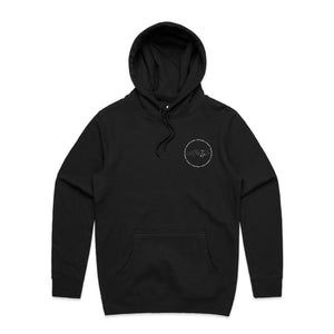 "CYBR x ALPHAMOTIF ""CHANGE IS IMMINENT"" HOODIE"