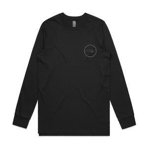 "CYBR x ALPHAMOTIF C04 ""CHANGE IS IMMINENT"" LONGSLEEVE T-SHIRT"