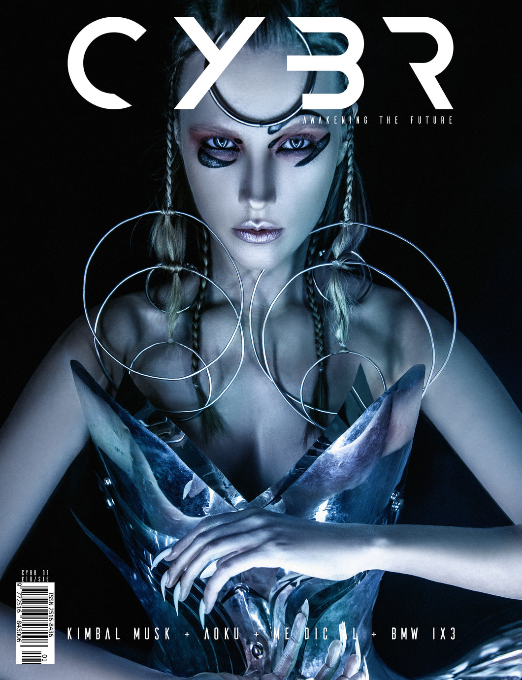 CYBR Magazine Issue 01 DIGITAL