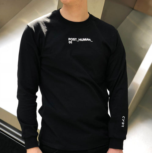CYBR POST_HUMAN 01 Long Sleeve T-Shirt