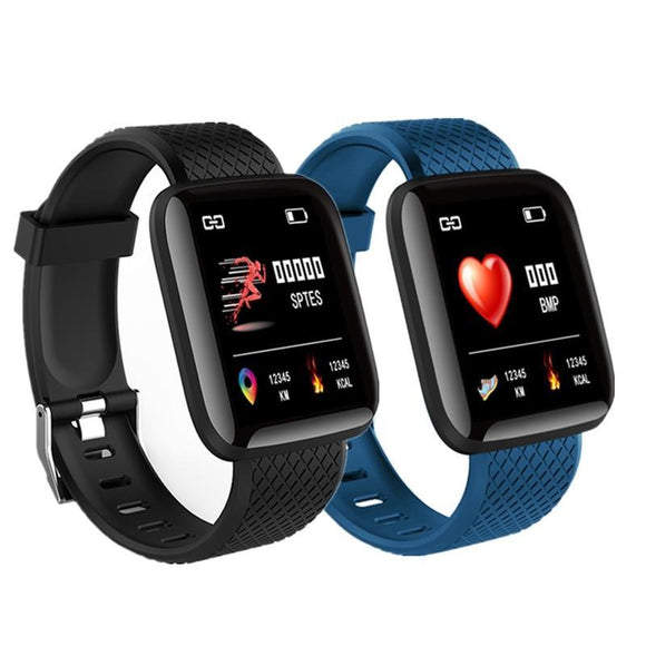 Smart Bracelet Watch Blood Pressure Measurement