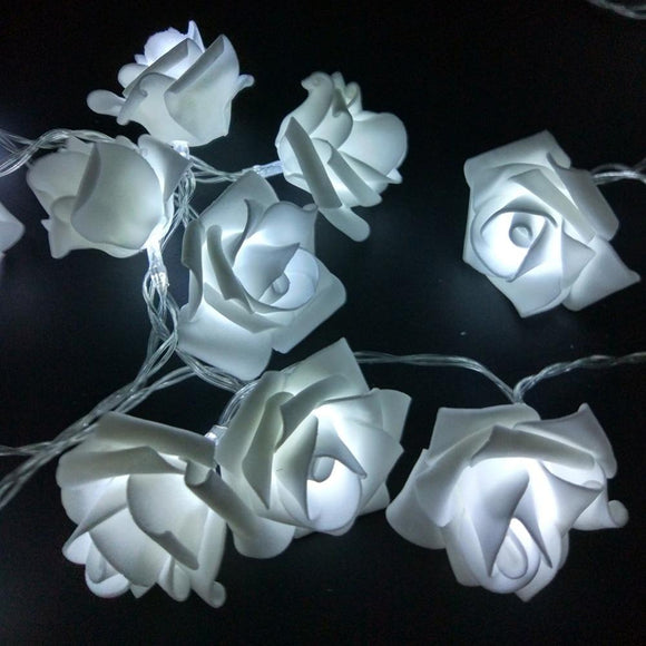 Valentine's Day LED Rose Lights