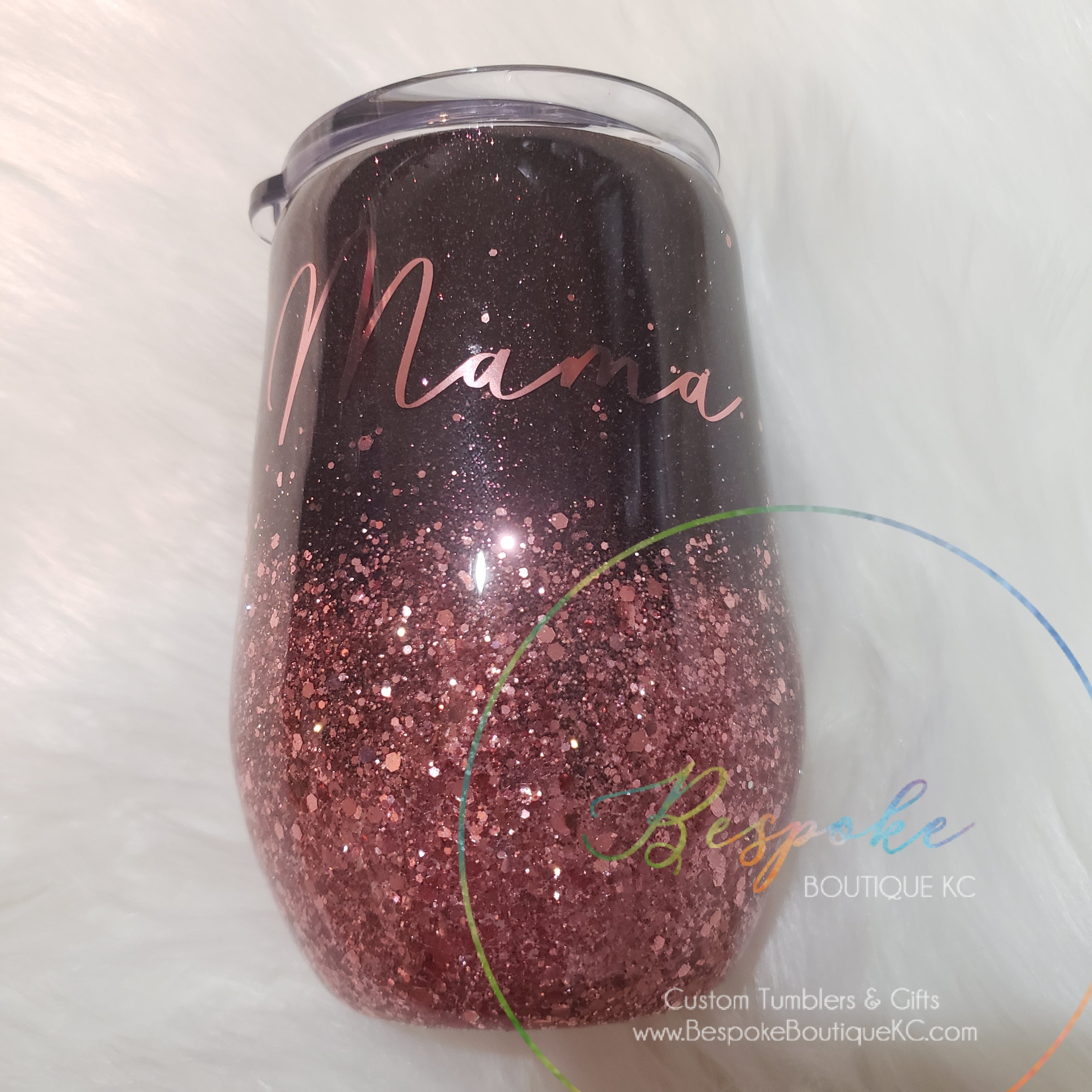 Ombré Tumbler w/ Name or Monogram