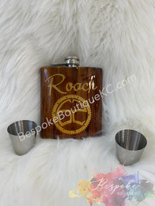 7 oz Flask Set