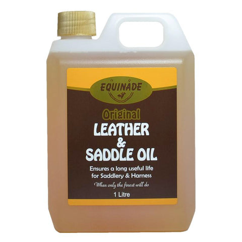 Equinade Leather & Saddle Oil