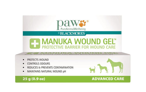 Blackmores Paw Manuka Wound  Gel