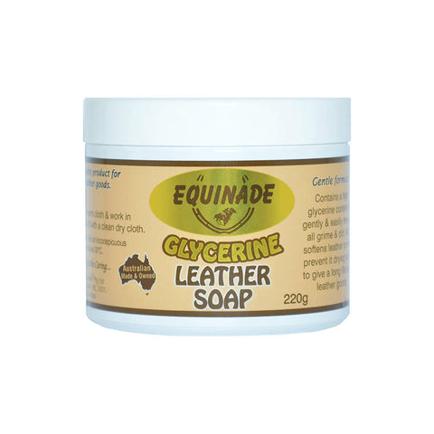 Equinade Glycerine Saddle Soap