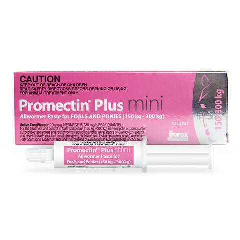 Promectin Plus Mini Foal & Pony