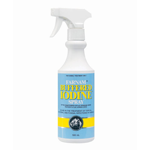 IAHP Buffered Iodine