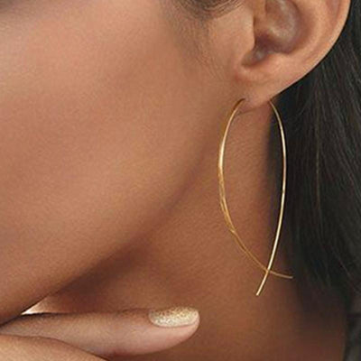 Intertwined Classic Earrings - BeautyCoves