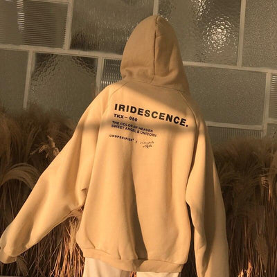 The Color Of The Unicorn Hoodie Hoodies & Sweatshirts BONNTEE Store