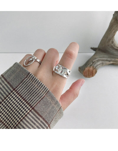 Concave Personality Ring - BeautyCoves
