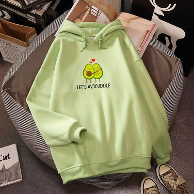 Lets Avocuddle Hoodie - BeautyCoves