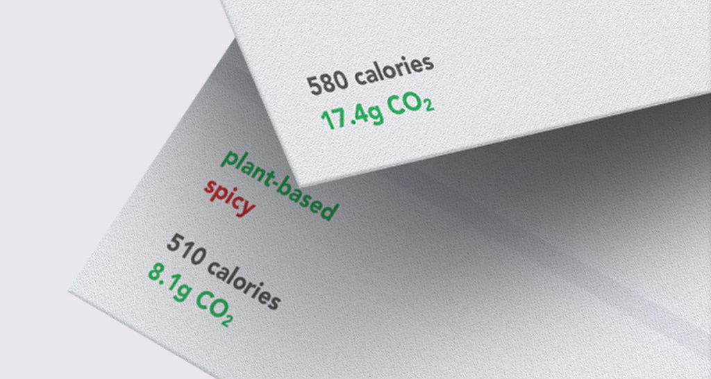 Introducing Food Emissions Labels