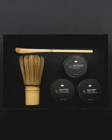 Deluxe Powdered Tea Gift Set
