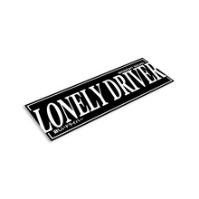 Load image into Gallery viewer, Lonely Driver