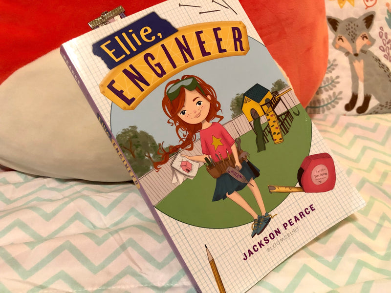 Ellie, Engineer - A story about a young Engineer