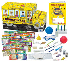 Magic School Bus Chemistry Lab