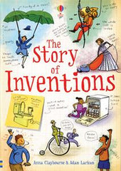 The Story of Inventions - USBORNE Books