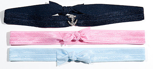 ANCHOR Clear Stone: Headband Sets