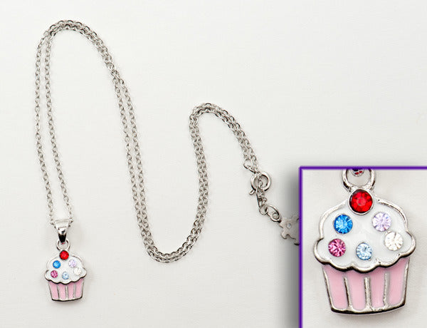 CUPCAKE Pink: Necklace