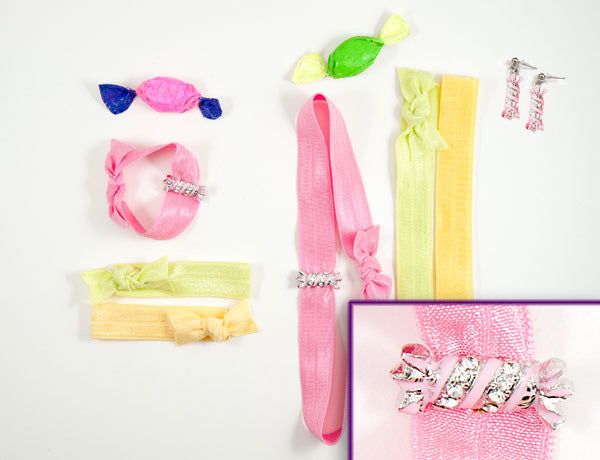 CANDY WRAPPER Pink: &