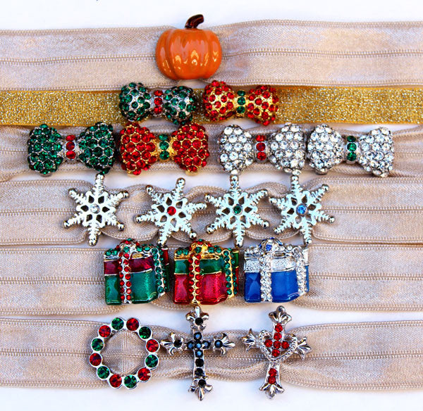 Haute HOLIDAY Charm Sliders