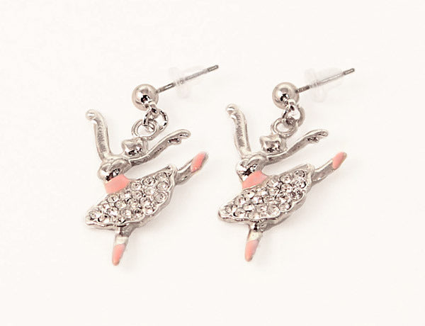 BALLERINA Stone: Earrings