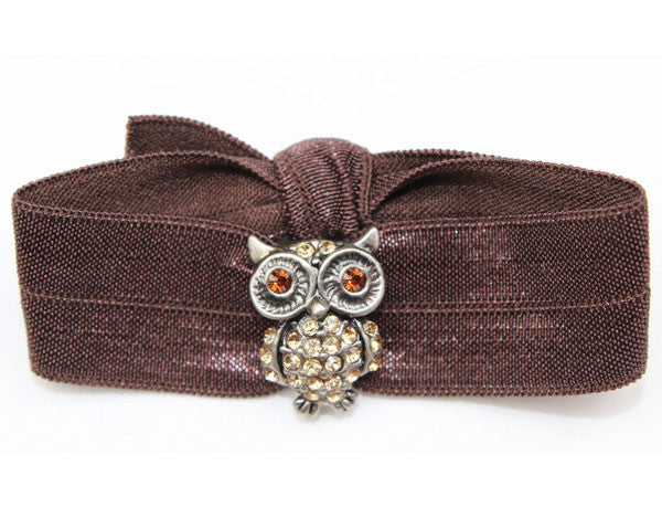 OWL Antique Silver: Blingy Single FLEXYs®