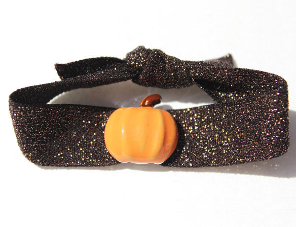 PUMPKIN: Fall Holiday Blingy Single FLEXYs®
