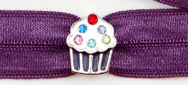 CUPCAKE Purple: Headband Sets