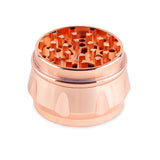Green Monkey Baboon Crown Grinder - Rose Gold - 63MM