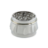 Green Monkey Baboon Crown Grinder - Silver - 50MM