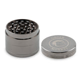 Green Monkey Capuchin Grinder - Gunmetal - 50MM