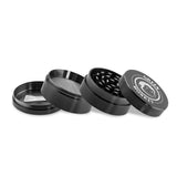Green Monkey Grinder - Capuchin - 50mm - Black