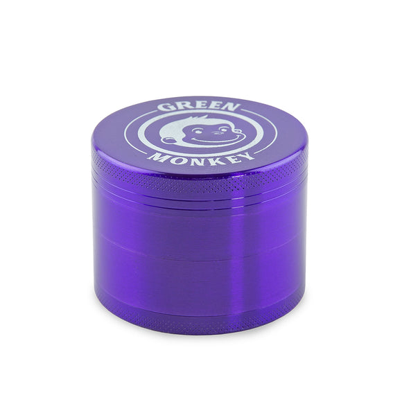 Green Monkey Grinder - Capuchin - 50mm - Purple