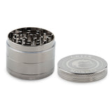 Green Monkey Capuchin Grinder - Gunmetal - 55MM