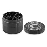 Green Monkey Grinder - Capuchin - 55mm - Black
