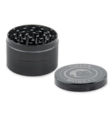 Green Monkey Capuchin Grinder - Black - 63MM