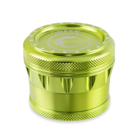 Green Monkey Grinder - Tamarin - 70mm - Green