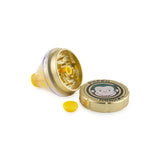 Green Monkey Grinder W/ Cone - Gold - 50MM