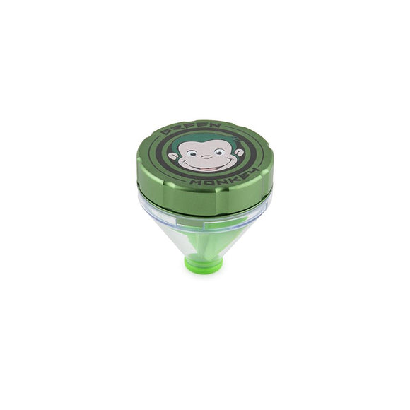 Green Monkey Grinder - Patas - Green - 50MM