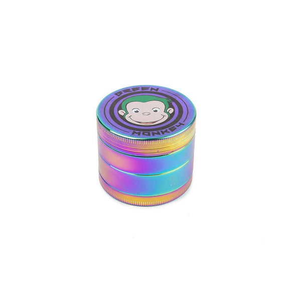 Green Monkey Grinder - Capuchin - 55mm - Rainbow