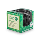 Green Monkey Tamarin Grinder - Black - 50MM