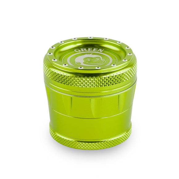 Green Monkey Tamarin Grinder - Green - 50MM