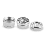 Green Monkey Grinder - Tamarin - 50mm - Silver
