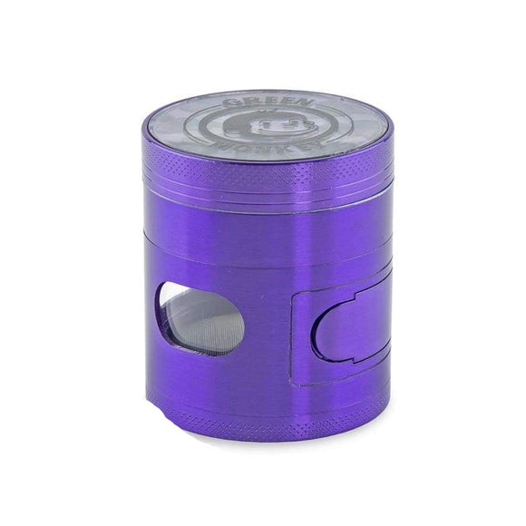Green Monkey Grinder - Mandrill 60Mm Purple Grinders